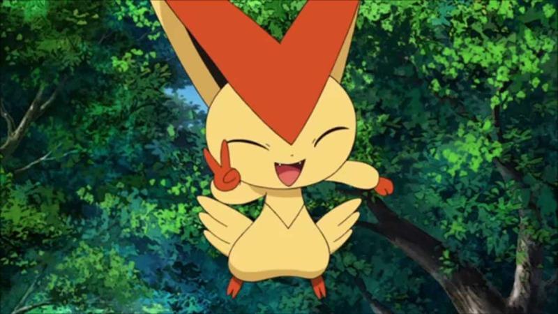 Pokémon GO - Victini