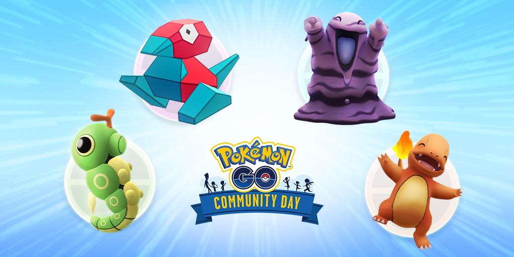 Résultat des votes de la Journée de la Communauté pour Pokémon GO