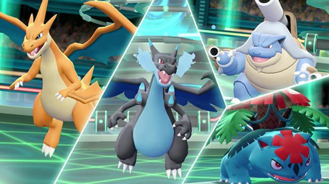 Pokemon GO Mega Evolutions