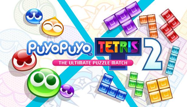 Annonce du jeu Puyo Puyo Tetris 2