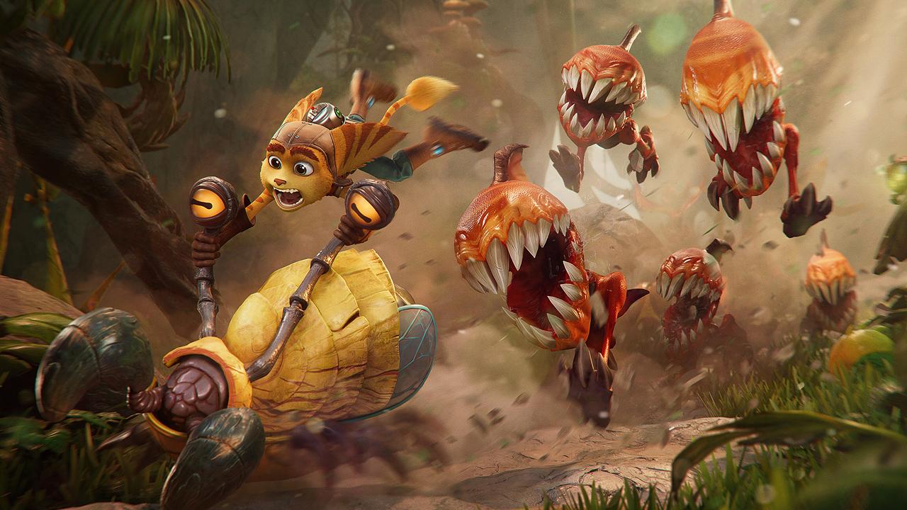 Gameson 2020 : Un vidéo de gameplay pour le prochain Ratchet and Clank