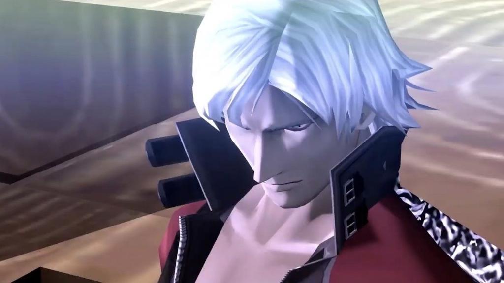 Dante dans Shin Megami Tensei III: Nocturne HD Remaster