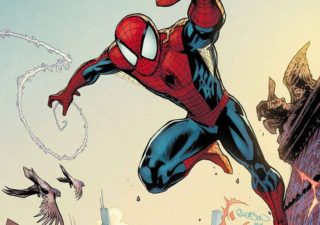 Spider-Man versio Comics Annonce Avengers