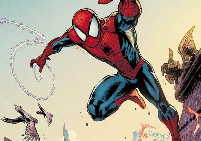 Spider-Man versio Comics Annonce Avengers