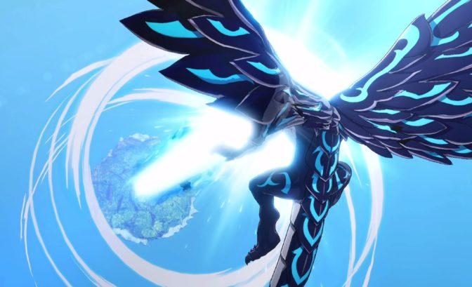 Test Fairy Tail - Acnologia
