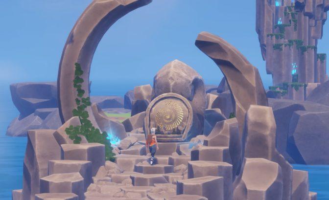 Windbound portail