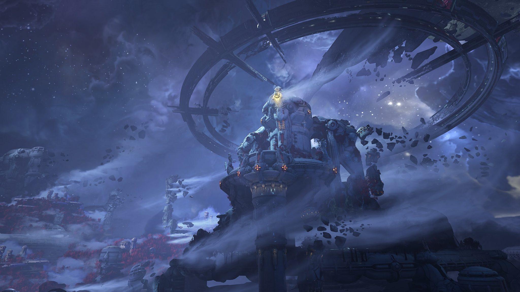 Annonce de la date de sortie de DOOM Eternal: The Ancien Gods Part One