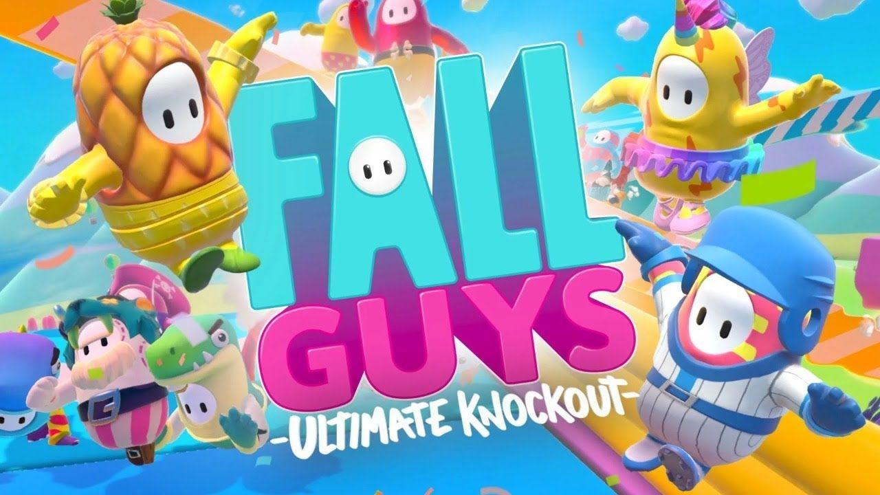 Fall Guys Ultimate Knockout titre