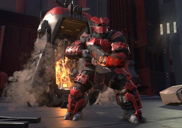 Halo Infinite report screenshot