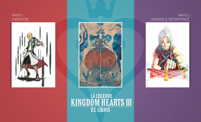 kingdom hearts art cover
