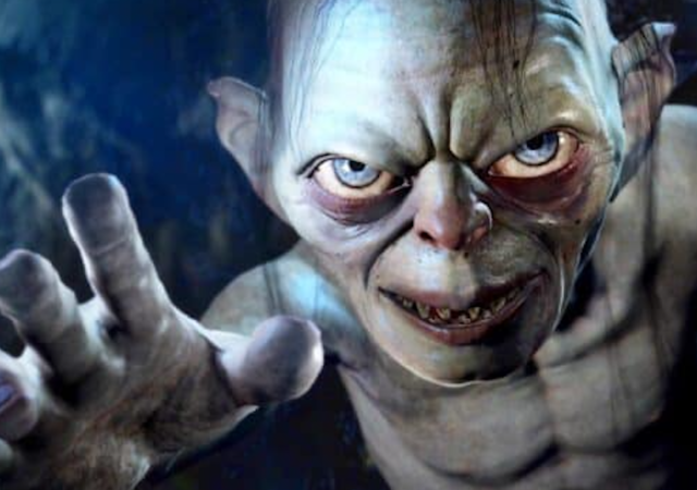 the lord of the rings gollum art