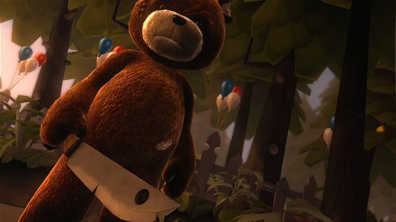 Naughty Bear 5 jeux