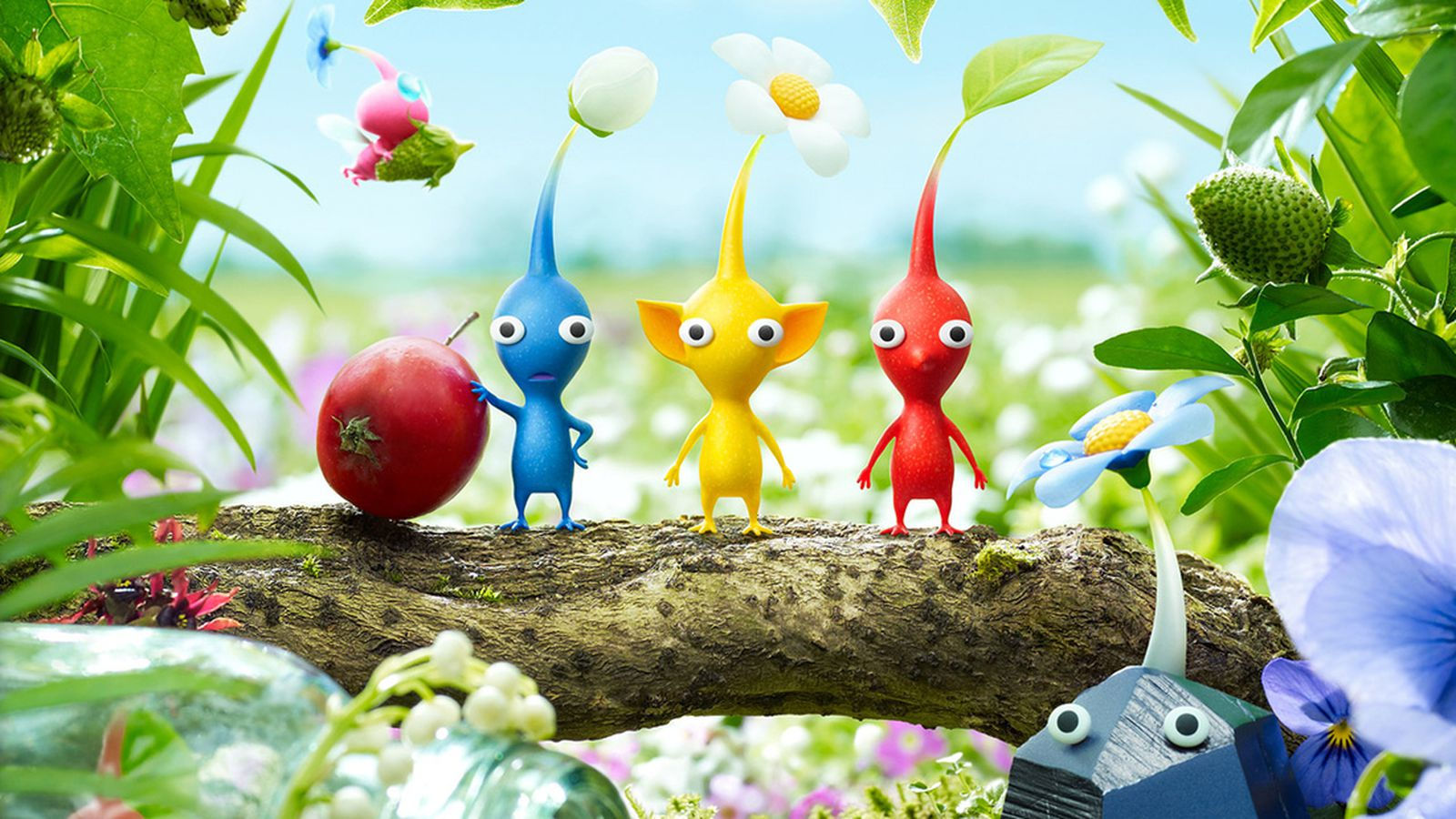 Pikmin 3 Switch