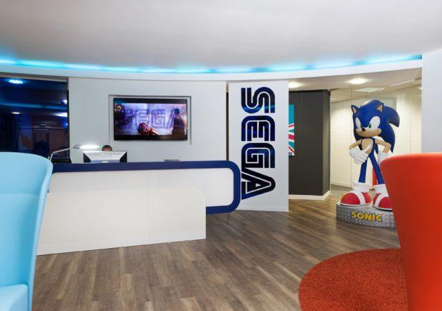 bureaux SEGA