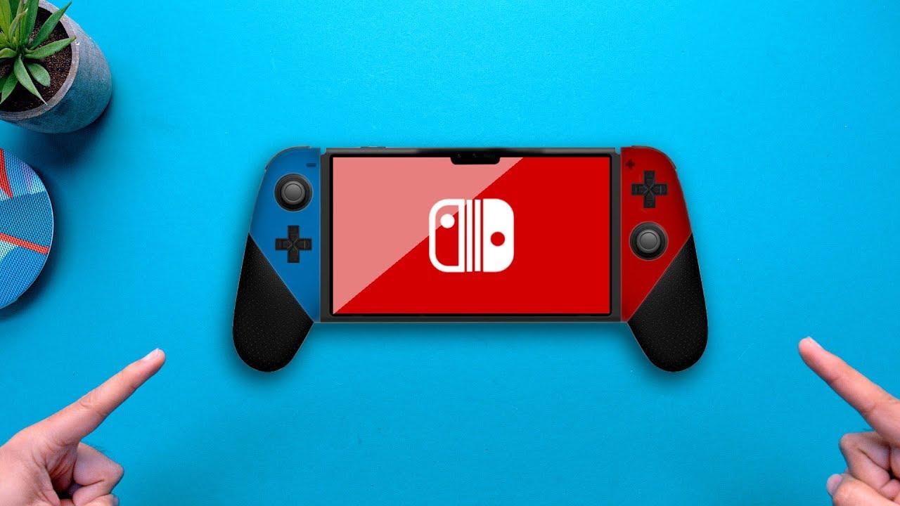 Switch pro illustration