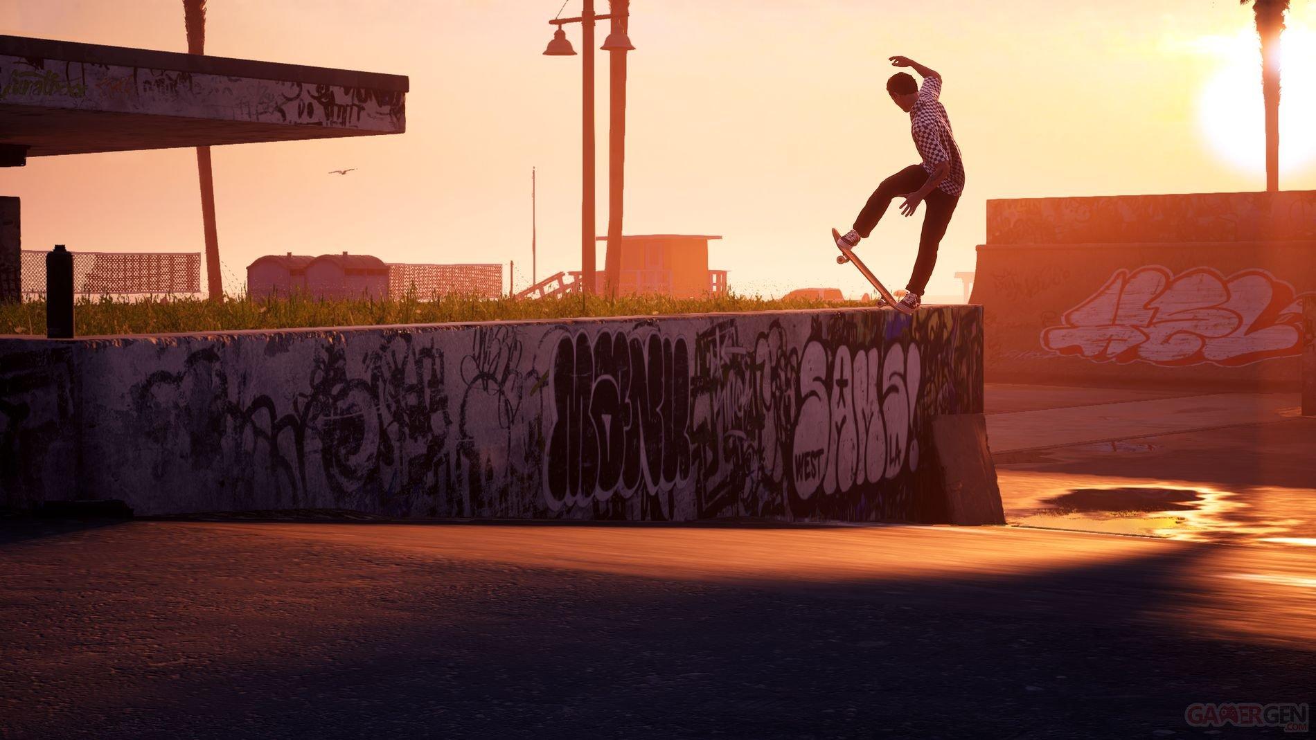Trailer de lancement du jeu Tony Hawk's Pro Skater 1+2