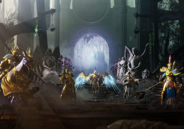 Annonce du jeu Warhammer Age of Sigmar: Storm Ground