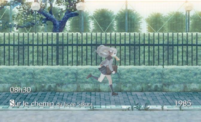 13 Sentinels Lycée Sakura