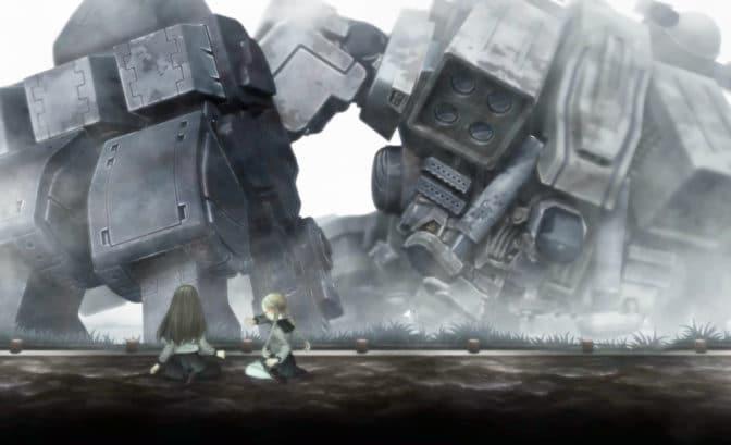 13 Sentinels arrivée sentinelle