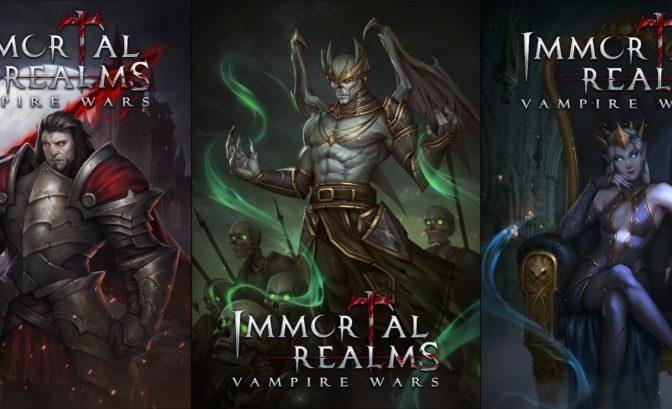 test Immortal Realms: Vampire Wars