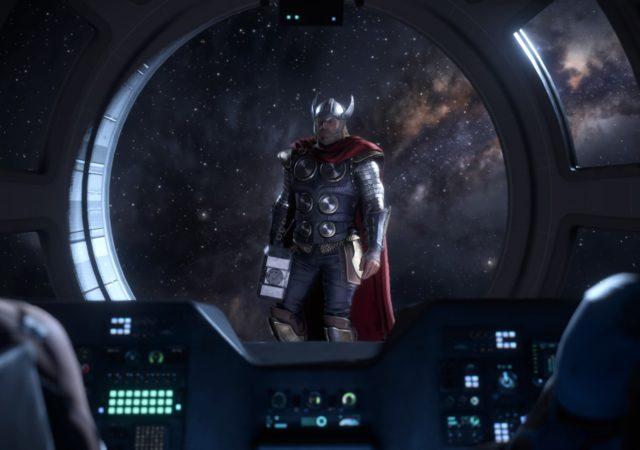 Test du jeu Marvel's Avengers