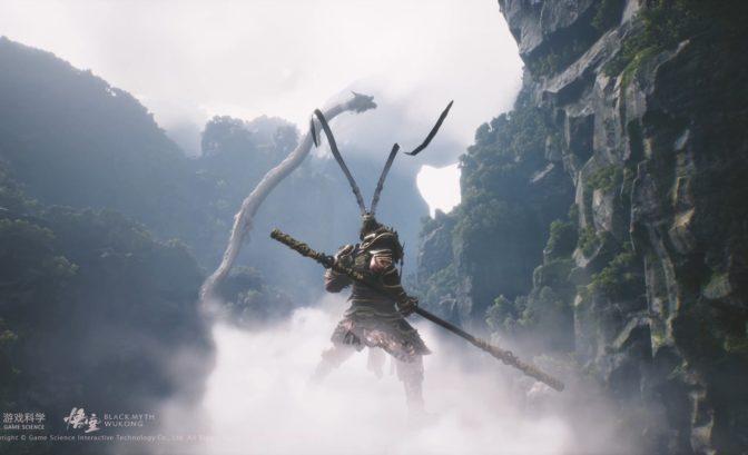 Black Myth : Wukong - Nuage magique !!!