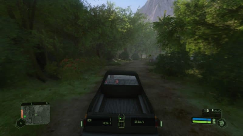 Véhicules dans Crysis Remastered