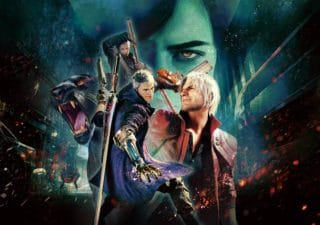 Annonce du jeu Devil May Cry 5 Special Edition