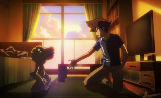 Digimon Adventure: Last Evolution Kizuna - Film 2020