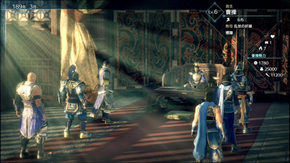 Annonce du jeu Dynasty Warriors 9: Empires