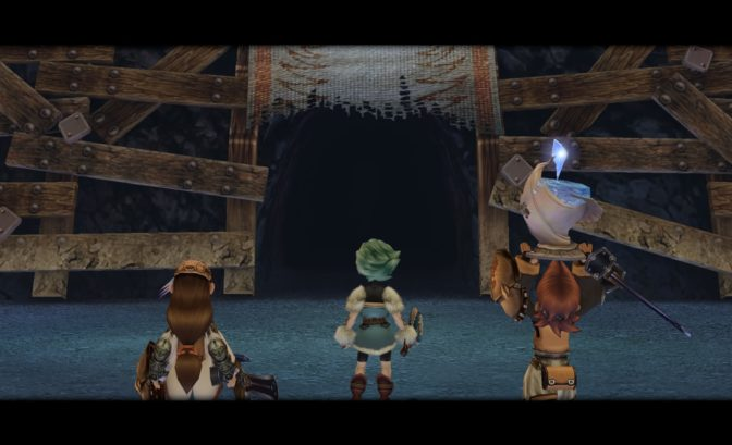 test Final Fantasy Crystal Chronicles Remastered