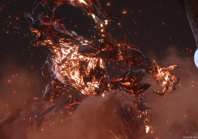 Final Fantasy XVI - Ifrit