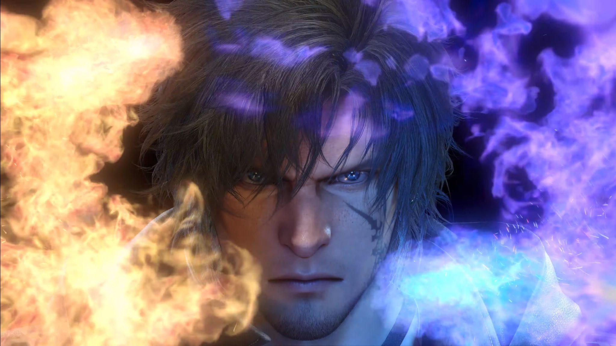 Final Fantasy XVI personnage principal