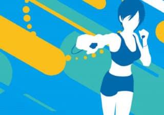 Fitness Boxing 2: Rhythm & Exercice - Logo