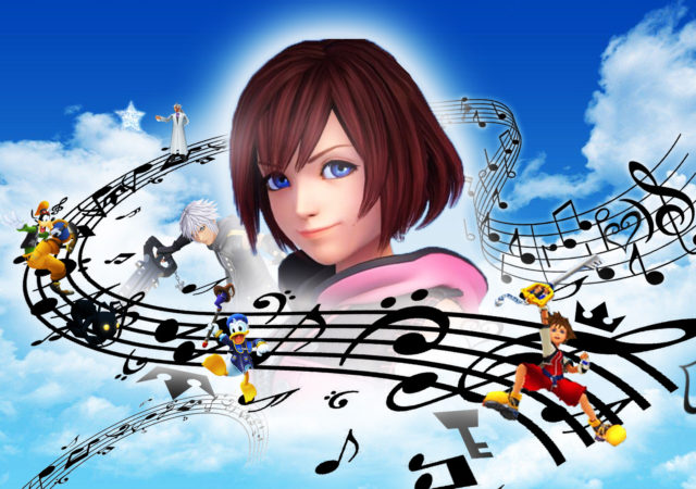Kingdom Hearts Melody of Memory Kairi Chronology