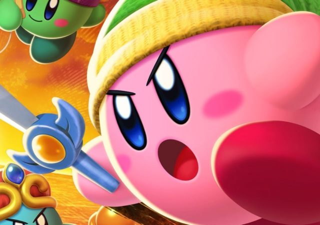 Annonce du jeu Kirby Fighters 2 sur Switch