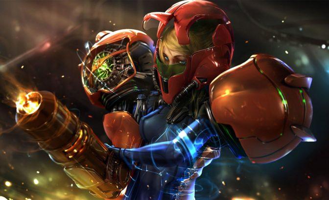 Metroid Samus Returns - Artwork