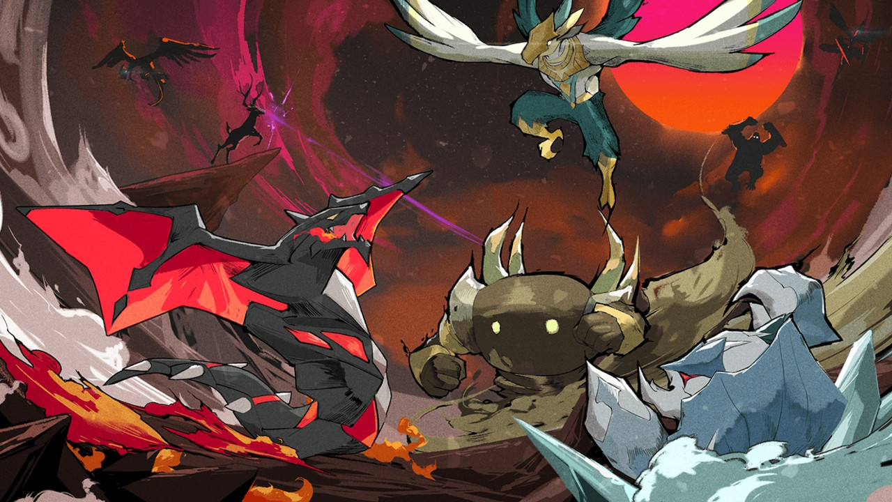 Nexomon Extinction: - Banniere Titans