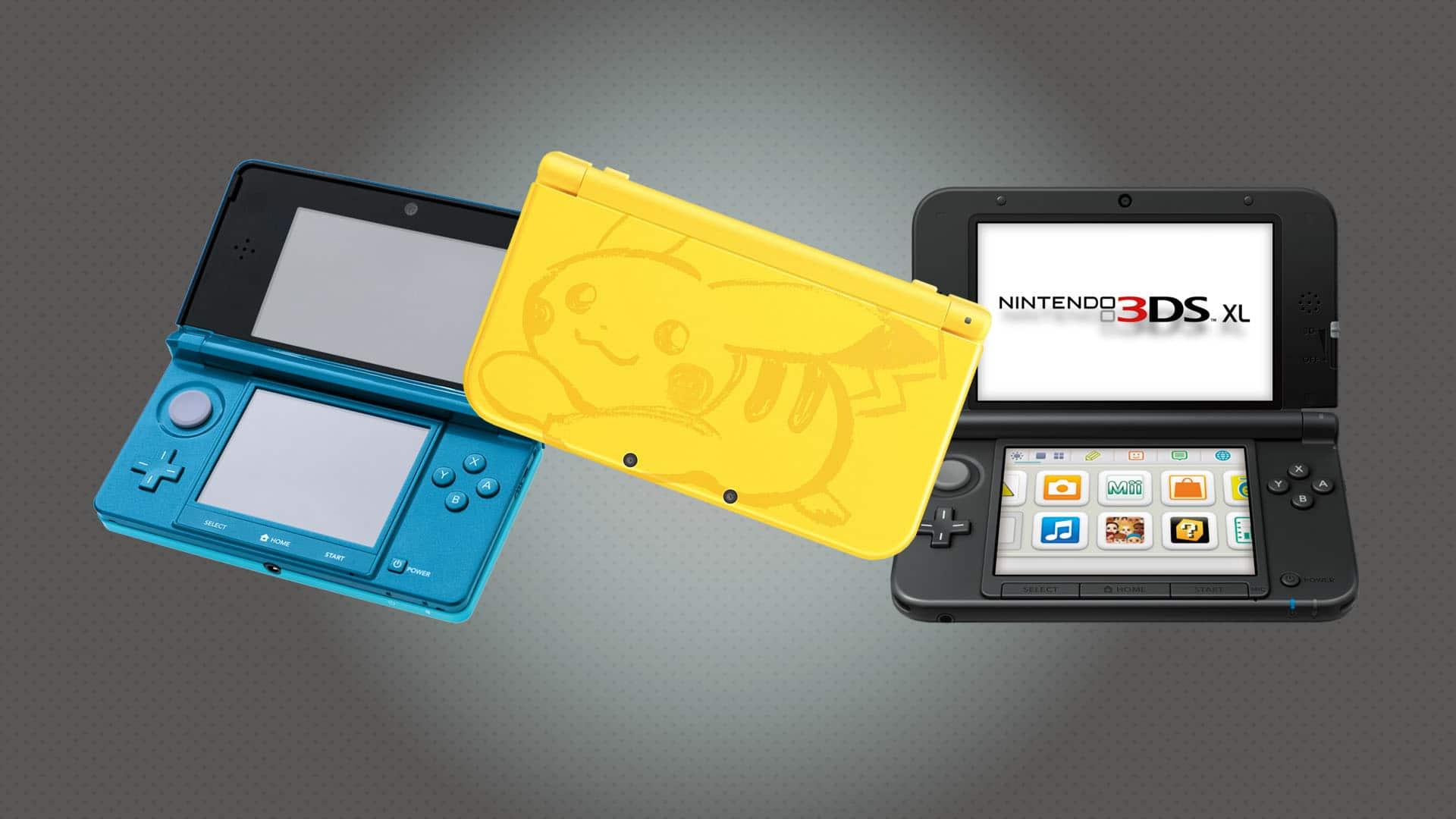 Retour sur le parcours de la Nintendo 3DS