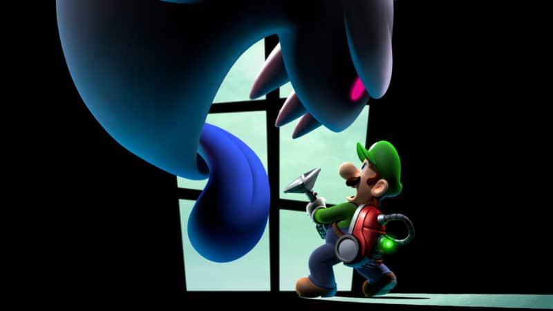 Nintendo 3DS - Luigi's Mansion 2