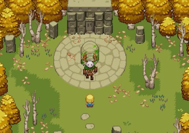 Annonce du jeu Ocean's Heart