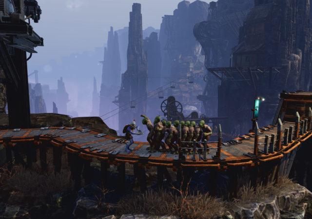 Un trailer de gameplay pour Oddworld: Soulstorm lors du showcase PS5