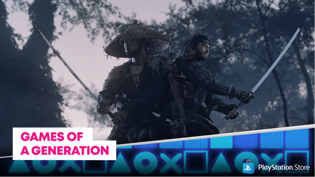 Le PlayStation Store lance ses promotions Jeux d'une génération
