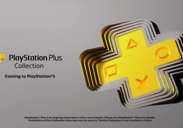 Sony dévoile le PlayStation Plus Collection