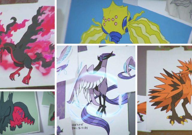 Pokémon Épée et Bouclier - Des légendaires exclusifs