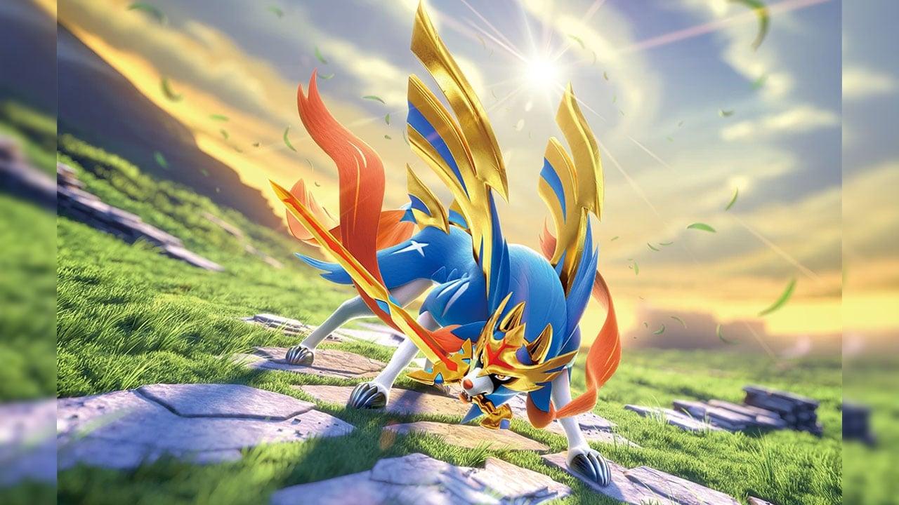 Pokémon Épée et Bouclier - Zacian