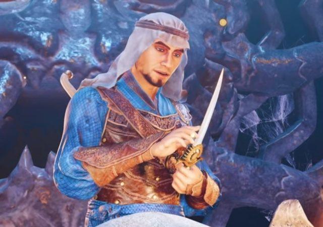 Prince of Persia : Les Sables du Temps - le Prince en HDs