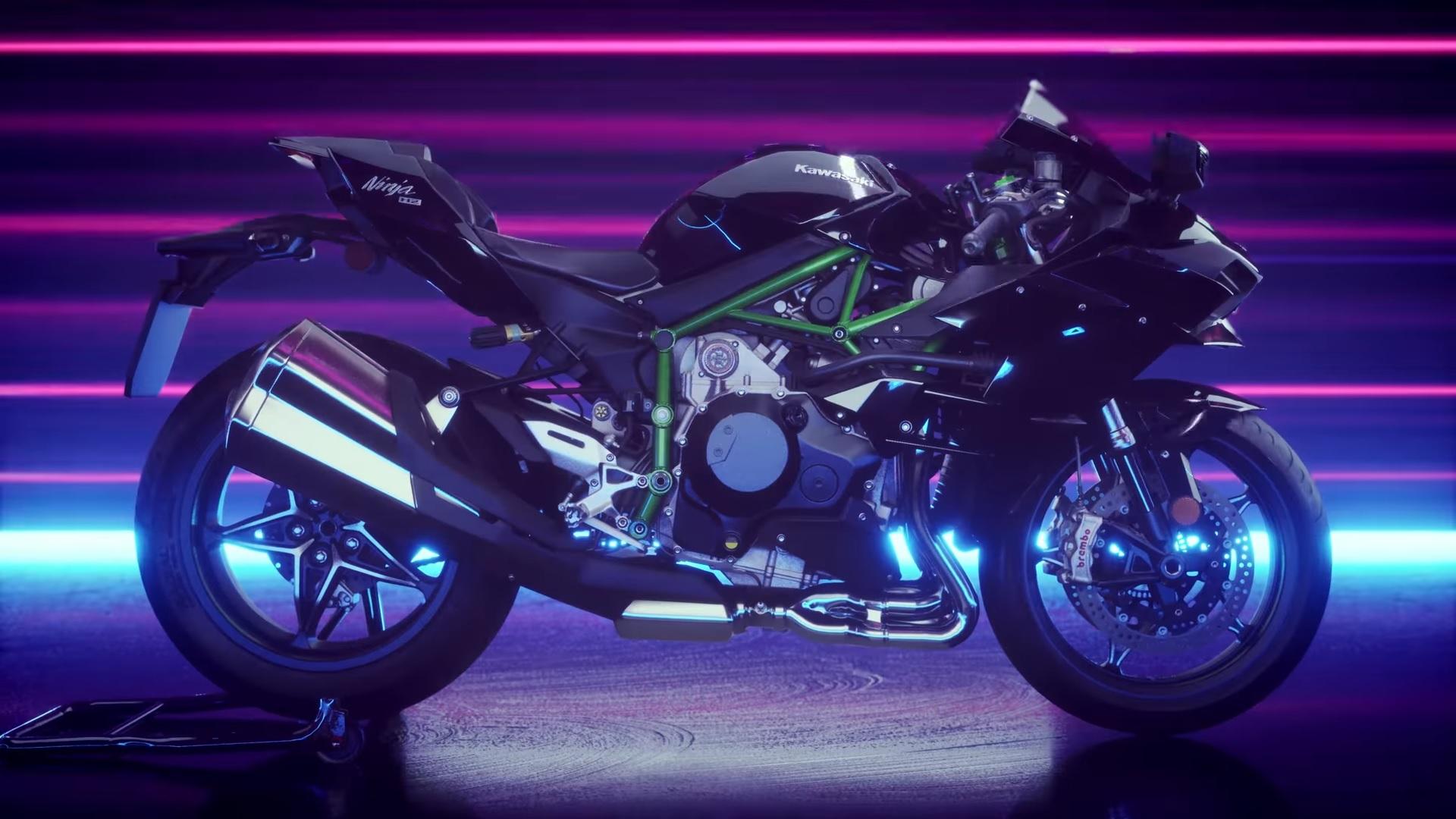 Ride 4 - Kawasaki