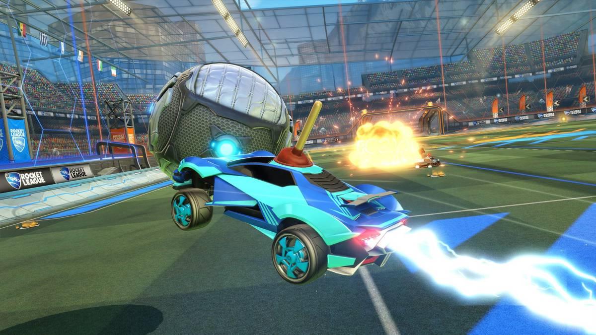 rocket league annonce des ajouts pour le passage au free to play
