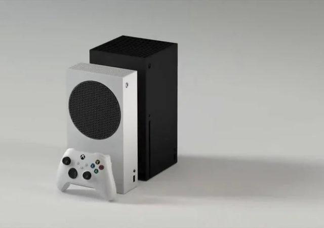 Xbox seires S et Xbox Series X comparées